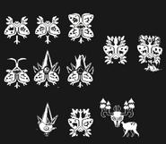 Snowdrake's Mother artwork concept