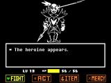 與真正英雄的戰鬥