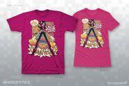 T-shirt Mettaton EX