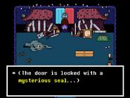 Dog Shrine screenshot Nintendo Switch locked door