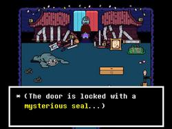 Dog Shrine screenshot Nintendo Switch locked door.png
