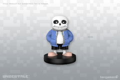 Sans artwork Little Buddy