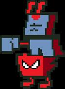 Блоксер бой 3