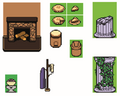 Artbook objects misc