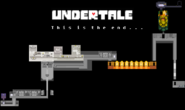 Undertale complete map the end by higurashikarly-d9e4dao