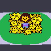 Golden Flowers screenshot Ruins.png