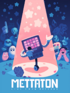 Mettaton artwork poster