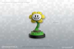 Flowey artwork Little Buddy