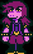 Susie overworld eyes