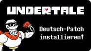♥ UNDERTALE Deutschpatch installieren