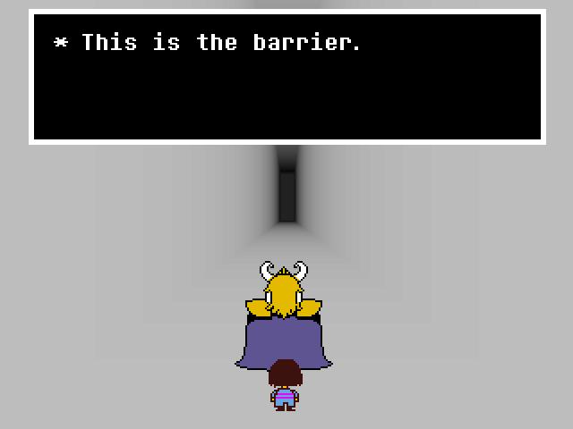 Барьер