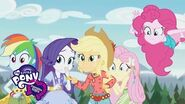 "MLP- Equestria Girls - ""Legend of Everfree"" Official Extended Trailer"