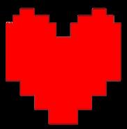 Coeur undertale