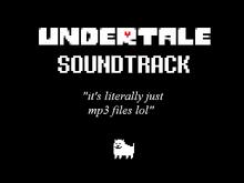 Undertale Soundtrack screenshot Steam cover.png