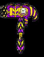 The breaker hammer
