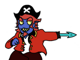 Captain Spearhook