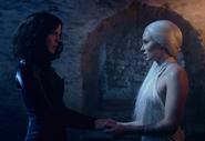 Lena parle avec Sélène 7