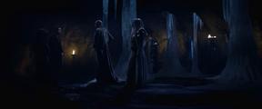 Underworld - Blood Wars (2016) Selene and David meets Vidar