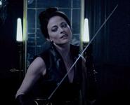 Semira et son épée