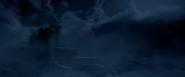 Assemblée Nordique vue de nuit