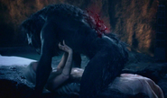 Lena vs Lycans 4