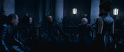 Underworld - Blood Wars (2016) Semira attempt a coup on the council