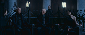 Underworld - Blood Wars (2016) The Vampire Council at the Eastern Coven