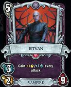 Card game Istvan