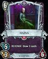 Card game Hajna
