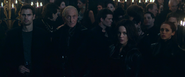 Underworld - Blood Wars (2016) David, Thomas, Selene and Alexia at the welcome party