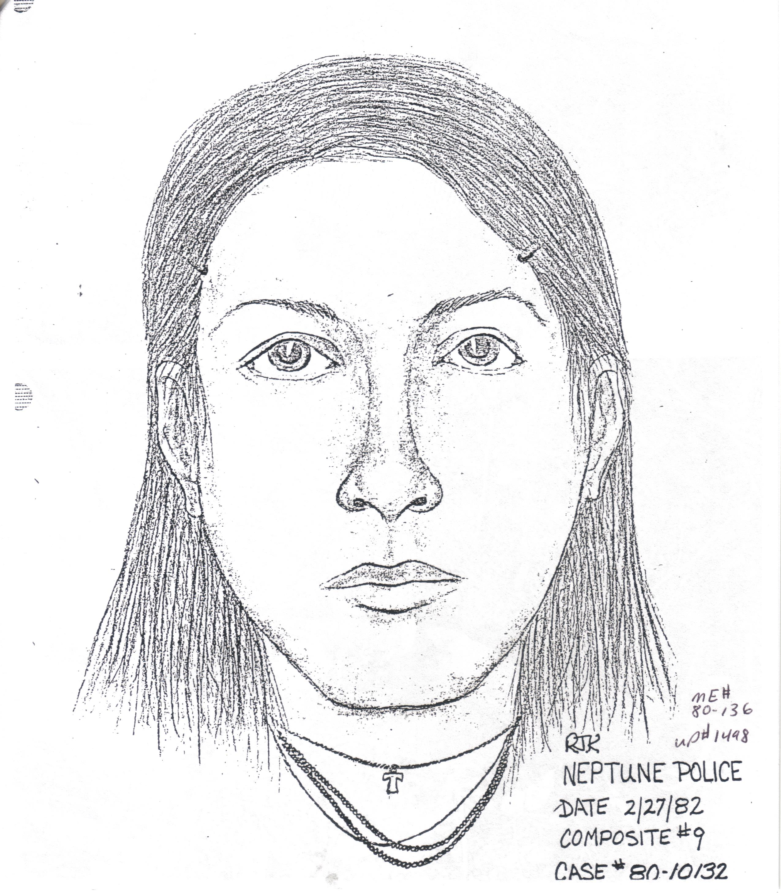 Monmouth County Jane Doe (1980)