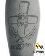 Carson John Doe tattoo1