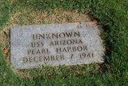 Pearl Harbor John Doe (1941-Q-1165)