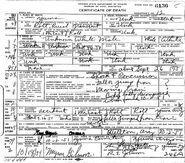 Yuma County John Doe (October 1951)