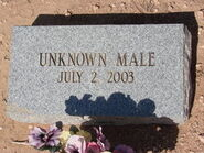 Bisbee John Doe (July 1, 2003)