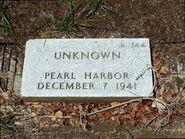 Pearl Harbor John Doe (1941-B-144)