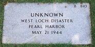 Pearl Harbor John Doe (1944-B-810)