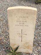 Oued Zarga John Doe (May 19, 1945)