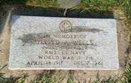 Floyd Wells Cenotaph