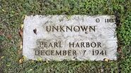 Pearl Harbor John Doe (1941-O-110)