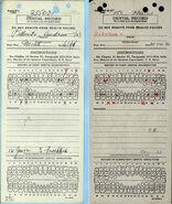 Pellerito&X-118 Dental Records