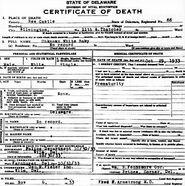 New Castle County John Doe (1933)