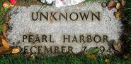Pearl Harbor John Doe (1941-O-Unknown)