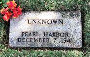 Pearl Harbor John Doe (1941-Q-680)