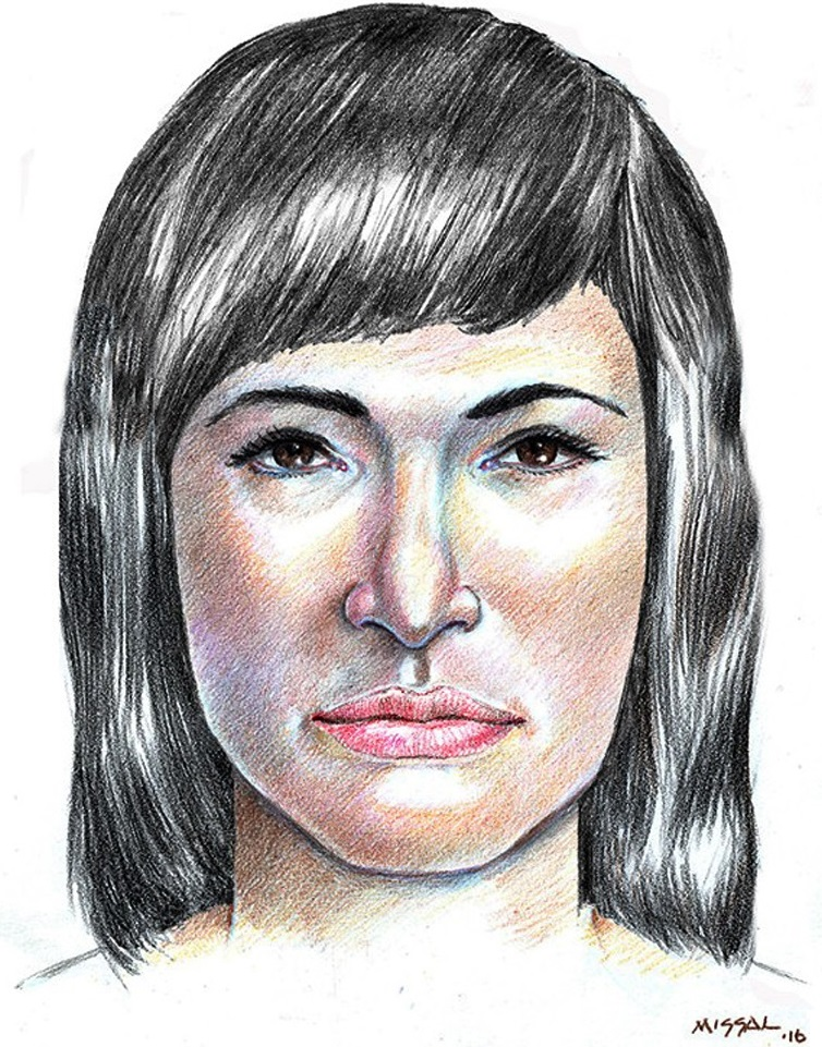 Isdal Woman