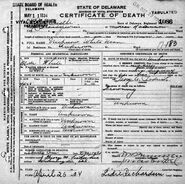 New Castle County John Doe (April 1934)