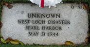 Pearl Harbor John Doe (1944-Q-95?)