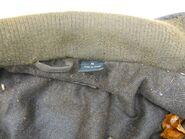 Penobscot County John Doe Jacket Label