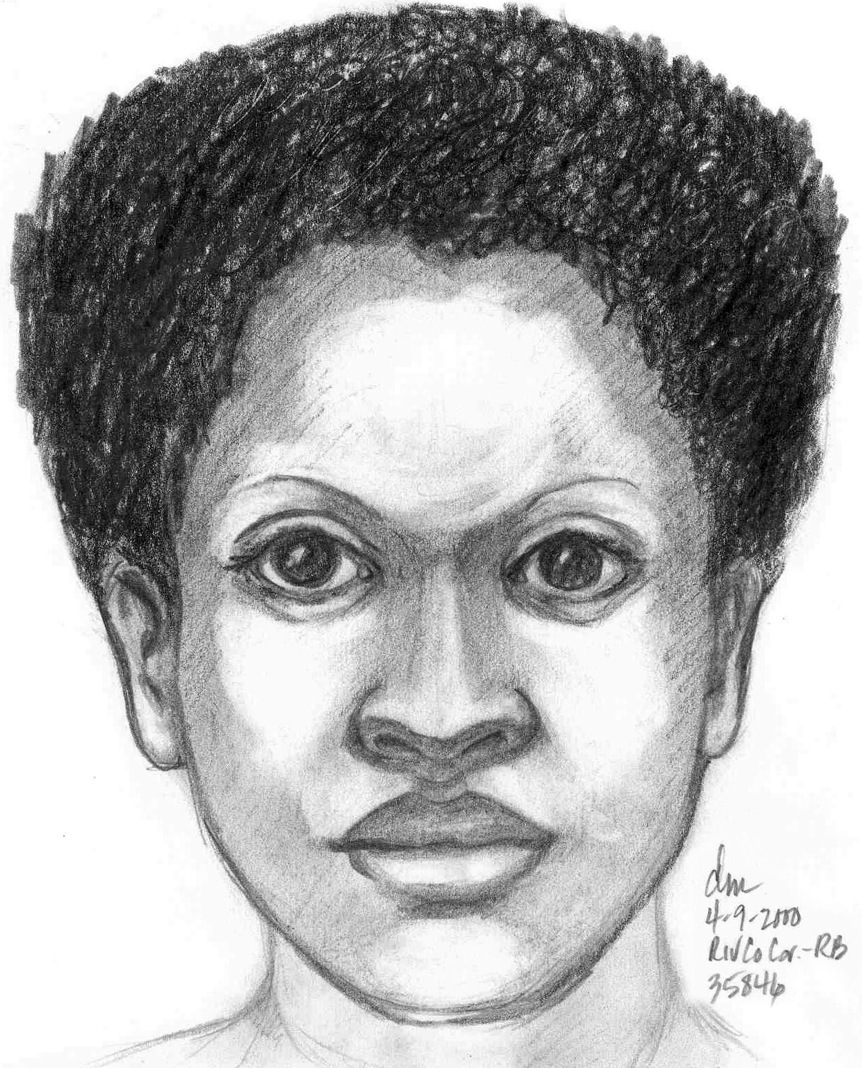 Riverside County Jane Doe (1975)