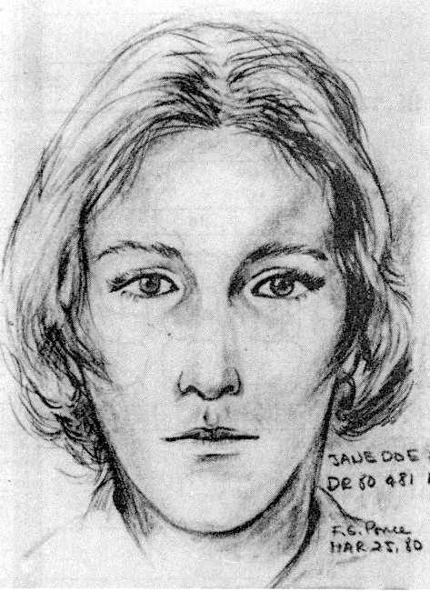 Los Angeles Jane Doe (March 1980)